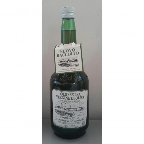 1 liter bottle of Piandiscò oil