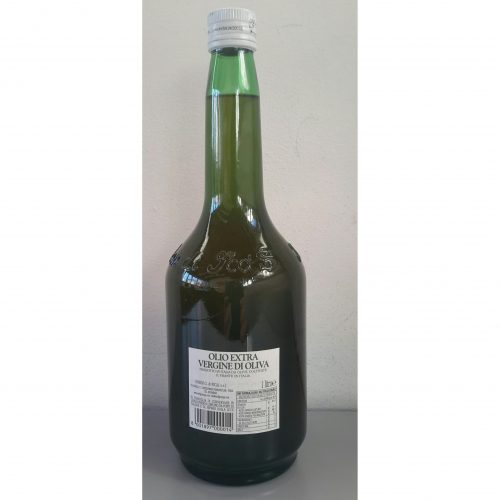 1 liter bottle of Piandiscò oil - Back