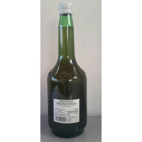 Bottiglia LT 1 Piandiscò - Retro