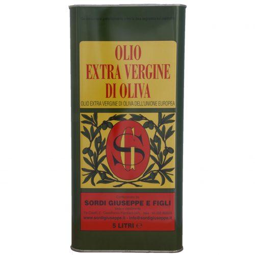 Lattina Singola LT 5 Olio extra vergine di oliva comunitario