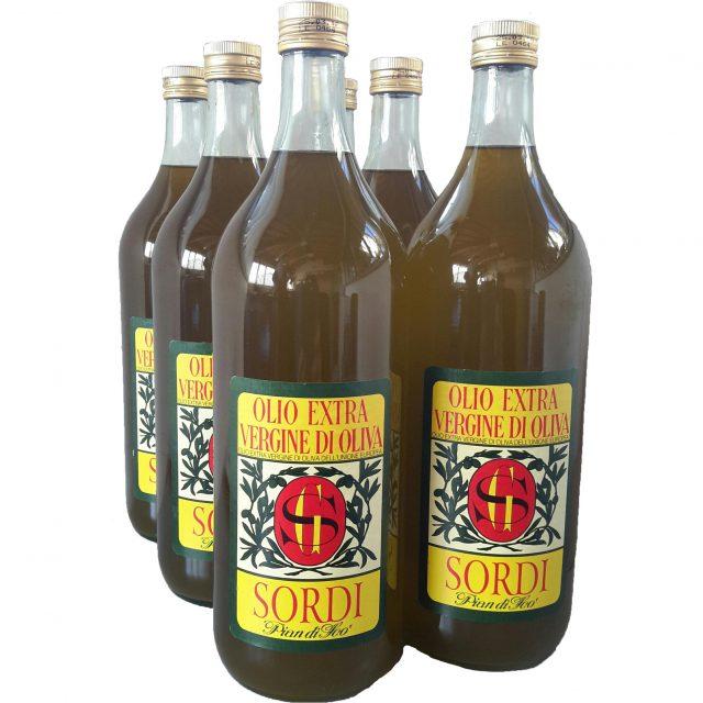 Conf. 6 bottiglie da 2 litro