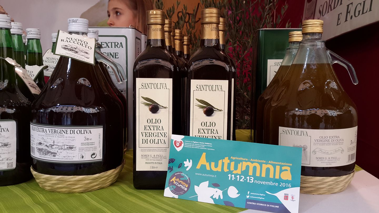 Oleificio Sordi Giuseppe ad Autumnia
